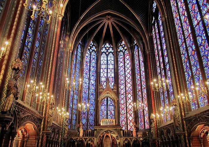 Audioguia de Paris - Sainte Chapelle